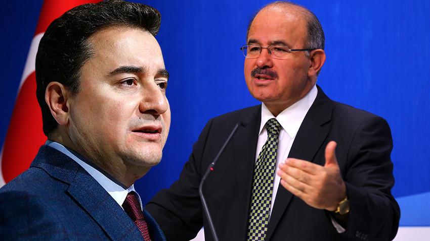 Hüseyin Çelik, Babacan'ın partisine katılacak mı?