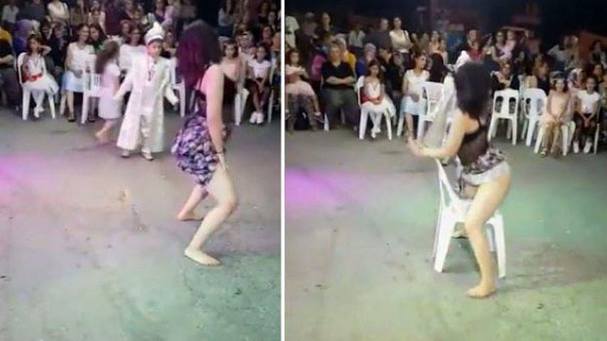 Sünnet düğünündeki dansöz skandalı için karar