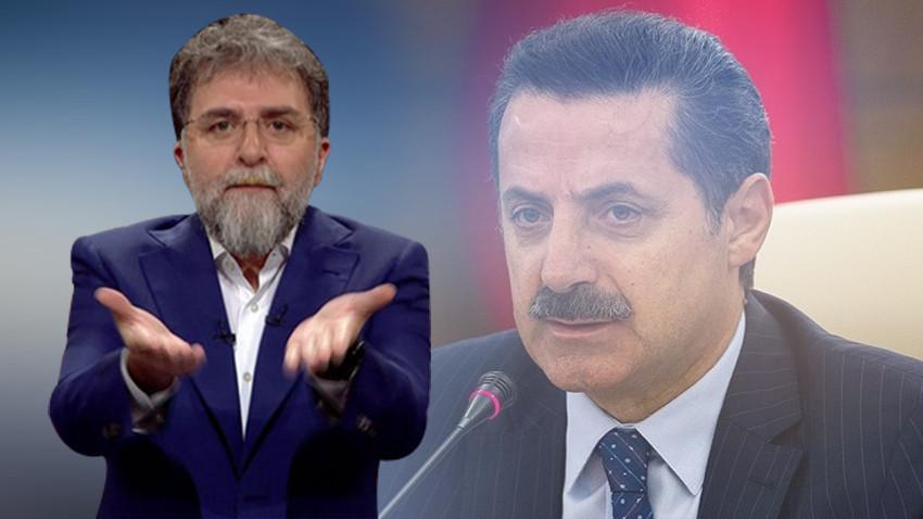 """Ahmet Hakan'dan AKP'li Faruk Çelik'e tepki! """"Bu iş çocuk oyuncağı mı?"""""""