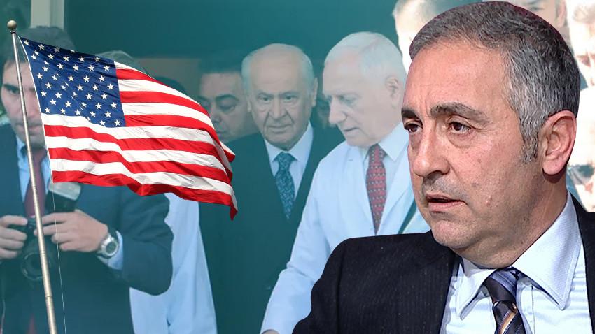 ABD Büyükelçiliği, Ergun Babahan'ın Bahçeli tweetini 'yanlışlıkla' beğendi