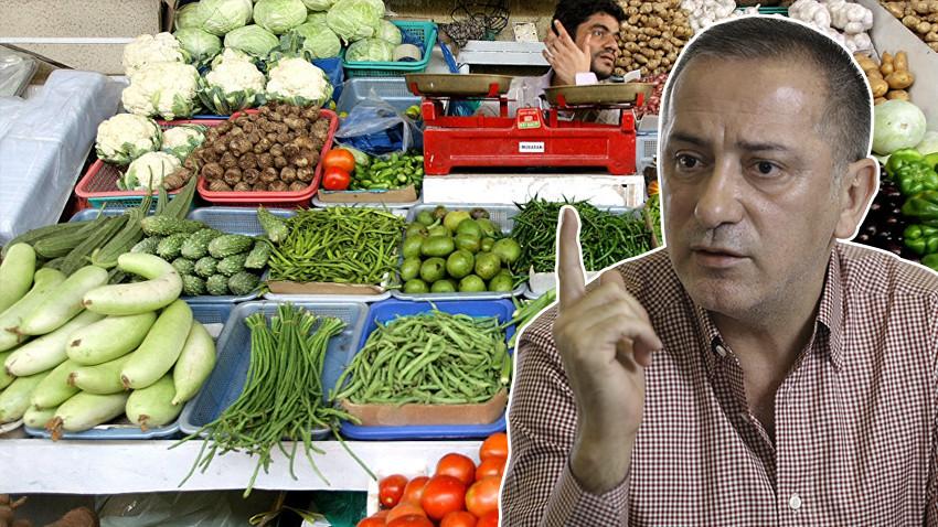 """""""Biz diyoruz 'Domates biber patlıcan', TÜİK diyor 'Havyar, orkide, safran'"""""""