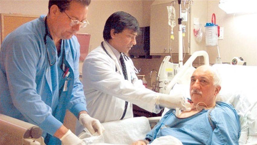 Teröristbaşı Fetullah Gülen'in hastane masrafını SGK mı ödedi?