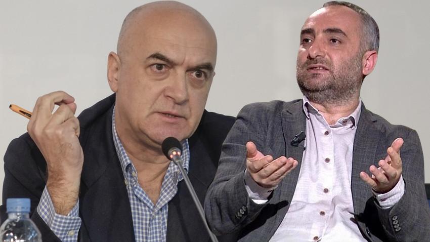 İsmail Saymaz'dan kendisine palyaço diyen Yavuz Baydar'a sert cevap