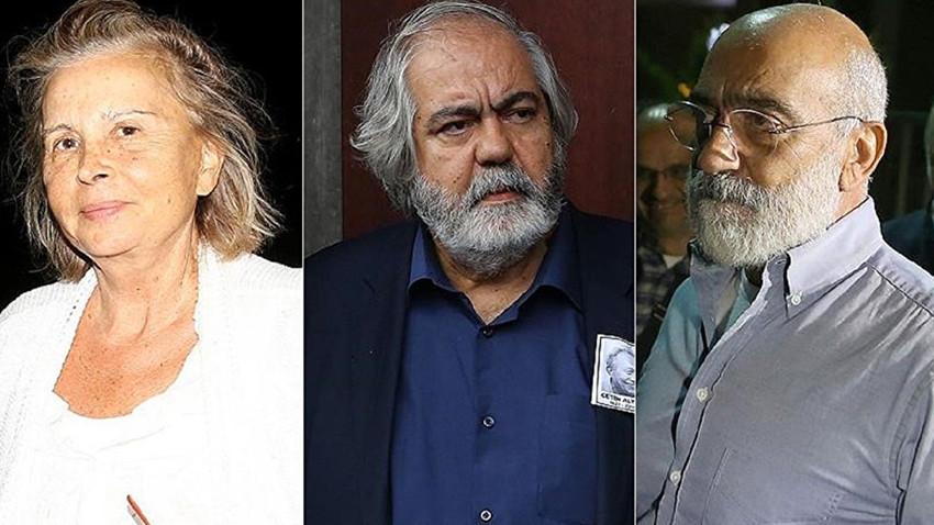 """Altan kardeşler ve Ilıcak davasında """"yargı reformu"""" başvurusu"""