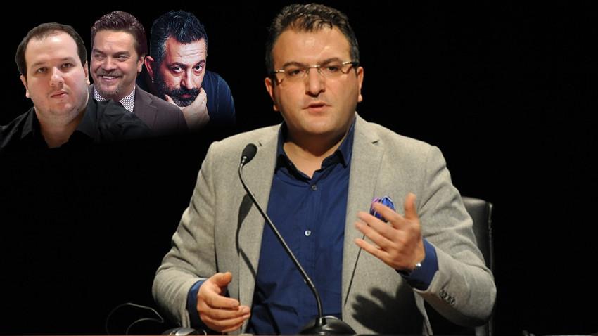 Cem Küçük'ten komedyenlere 'Barış Pınarı' sitemi!