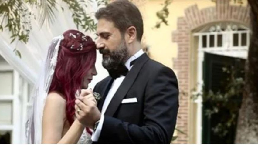 Sürpriz nikah! Erhan Çelik 3. kez evlendi!