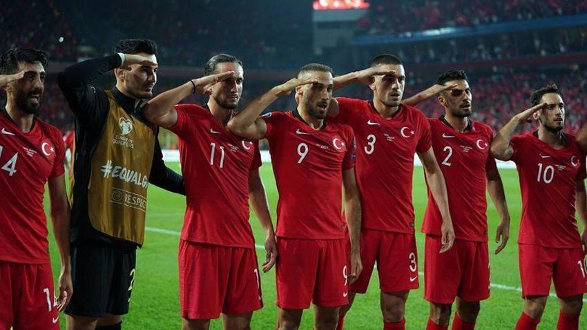 A Milli Takım'ın asker selamına ilişkin UEFA iddiaları kafa karıştırdı