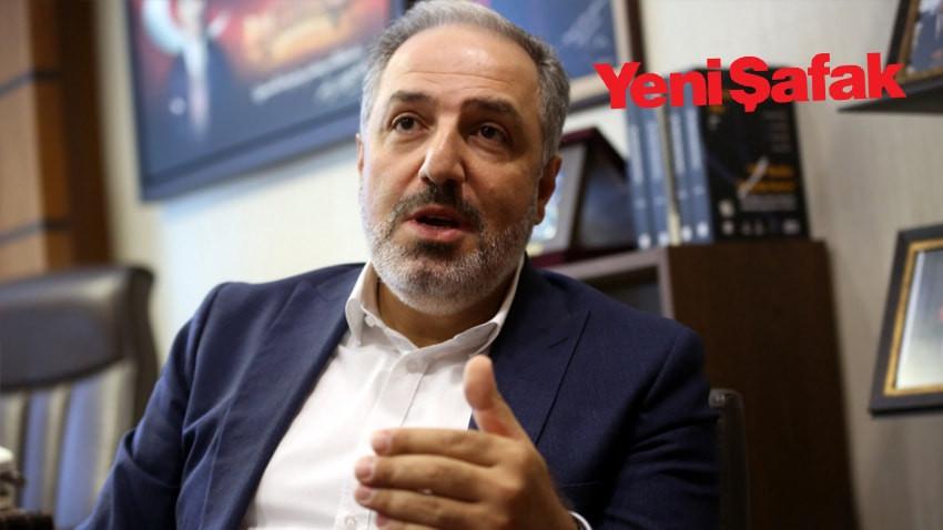 AKP'li vekil Yeni Şafak'a tepki gösterdi: Korkunç, vahşet, rezalet, barbarlık, şiddetle kınıyorum