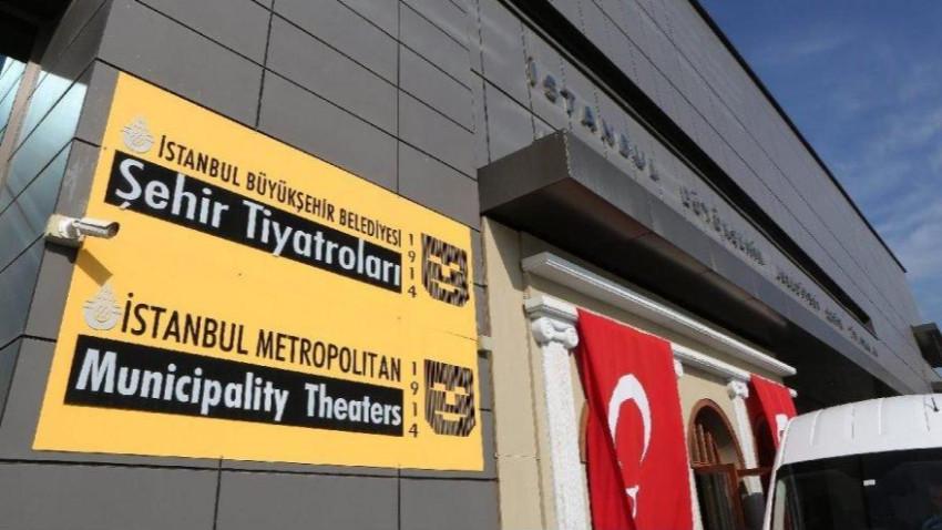 İstanbul Şehir Tiyatroları'nda flaş atama