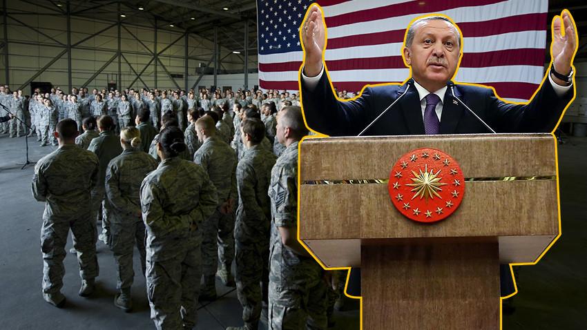 """New York Times'tan bomba İncirlik haberi! """"Artık onlar Erdoğan'ın rehinesi"""""""