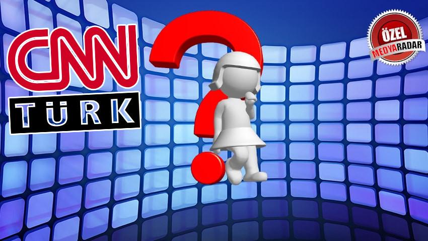 CNN Türk'te ünlü ekran yüzüyle yollar ayrıldı! Programı da bitirilmişti!