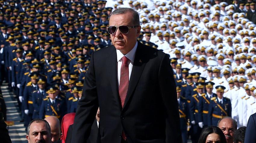 """ABD'nin önemli gazetesi böyle yazdı: """"Cesaretlenen Erdoğan..."""""""