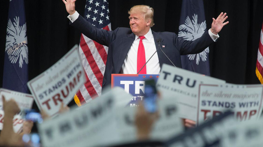 'Trump muhalifi' gazeteler Beyaz Saray'a alınmayacak