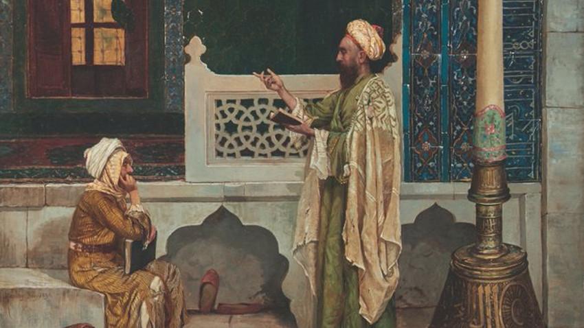 Osman Hamdi Bey'in tablosuna rekor fiyat!