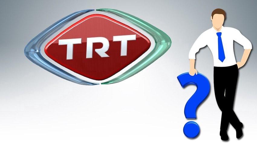 TRT'de bomba gelişme! Hangi üst düzey isim görevden alındı?