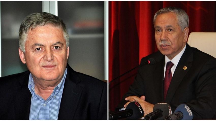 """Ahmet Zeki Üçok'tan Erdoğan'a flaş çağrı: """"Bülent Arınç'ı..."""""""