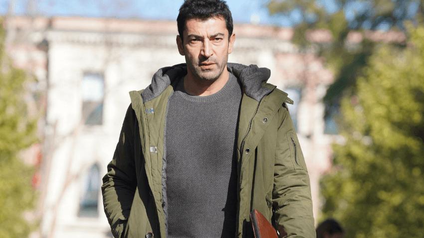 Kenan İmirzalıoğlu'nun yeni dizisinden ilk kareler!