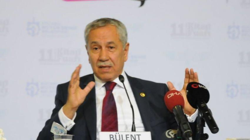 Beştepe'de tartışma çıktı iddiası! Bülent Arınç istifa mı etti?