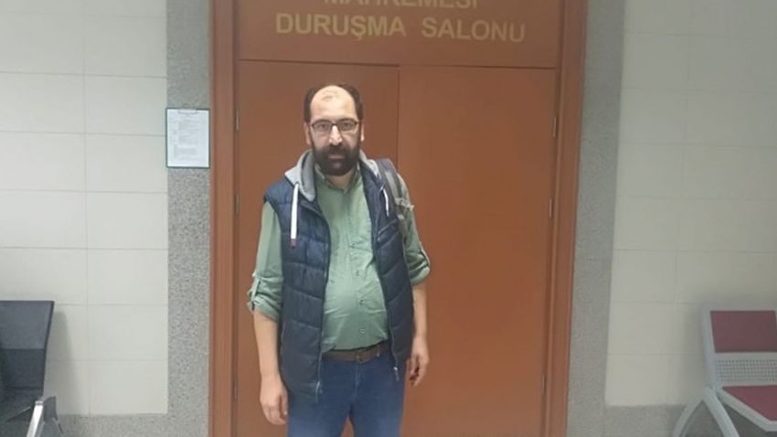 Gazeteci Atakan Sönmez'e 10 ay hapis cezası