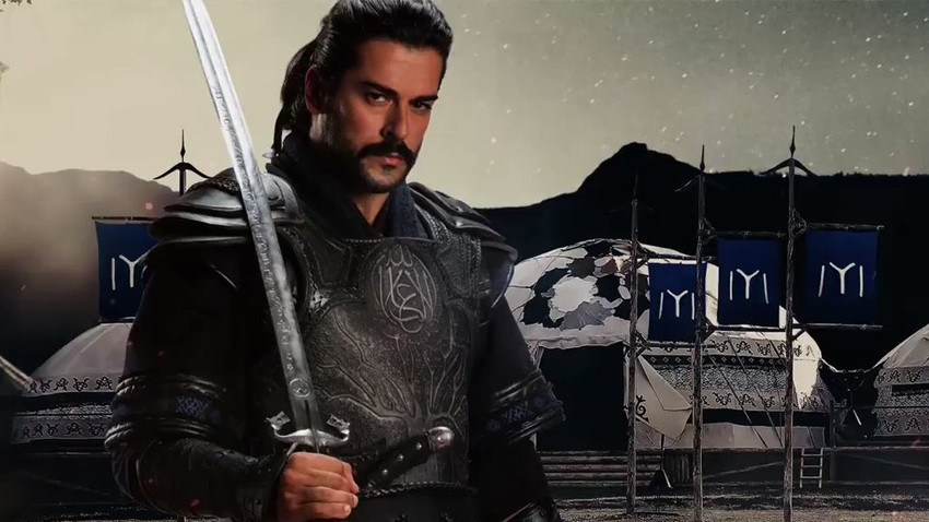 Burak Özçivit'in partneri belli oldu! Kuruluş Osman ne zaman başlıyor?