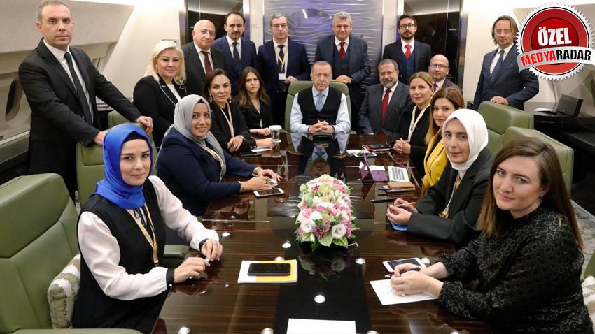 Erdoğan'ın uçağındaki gazeteciler ne kadar ödüyor?