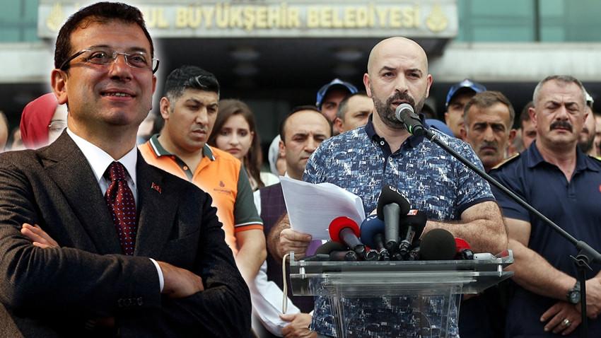 İmamoğlu'nu kınayan bildiri okumuştu: Kazanasmaz'ın yeni görevi belli oldu