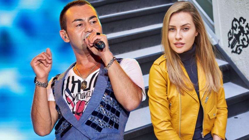 Serdar Ortaç'tan Chloe Loughnan hakkında olay açıklama!