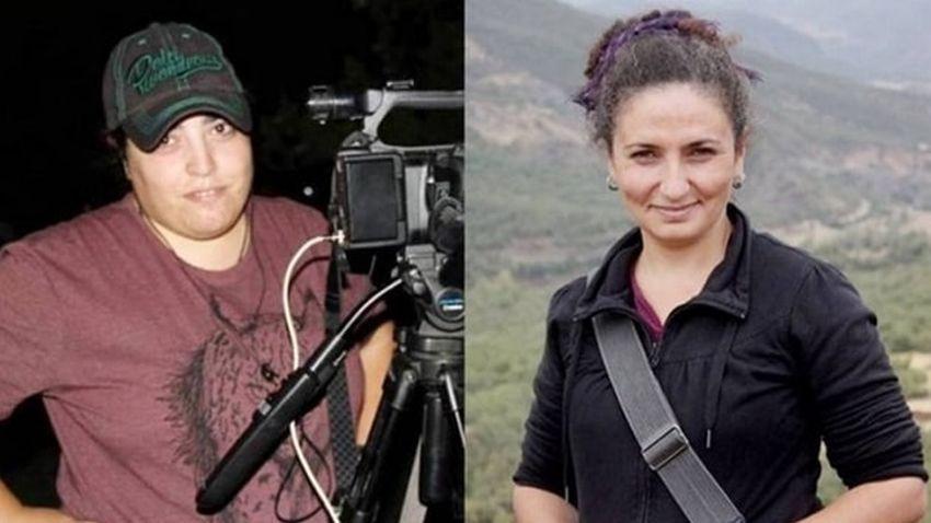 İki gazeteci için tutuklama kararı!