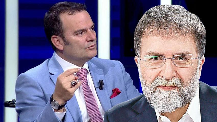 Kemal Öztürk'ten Ahmet Hakan'a 'manşet' yanıtı! Bir ismi açıkladı...