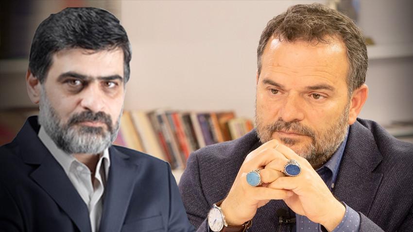 """Yeni Akit yazarından Kemal Öztürk'e sert tepki! """"Manşetleri sana yollamadık ama..."""""""