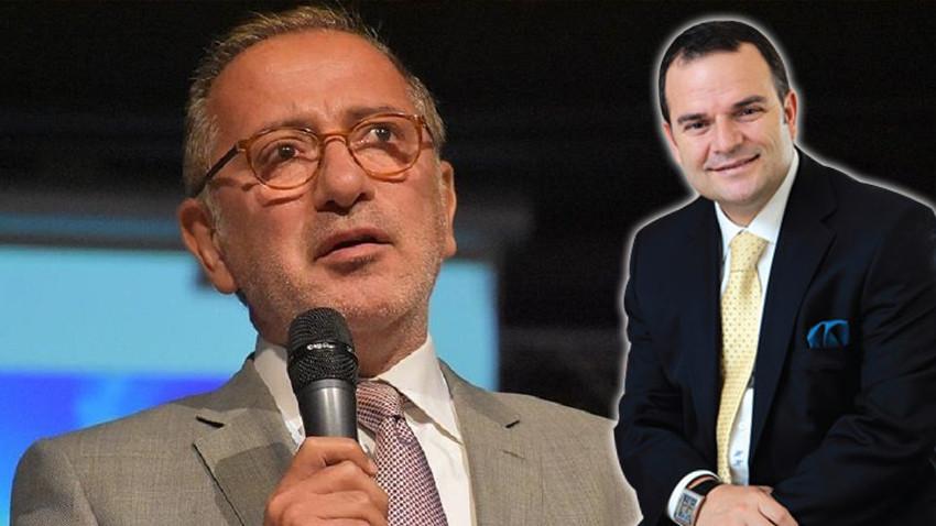 """Fatih Altaylı'dan Kemal Öztürk'e tepki! """"Cesur ol, açıkla sana manşet soranları"""""""