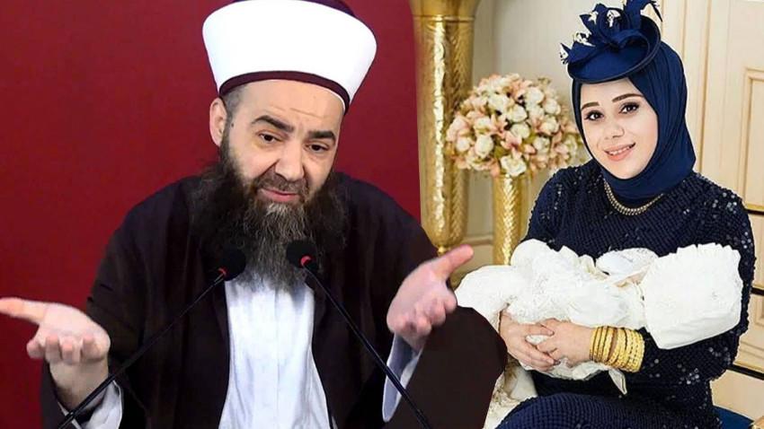 Şatafatlı bebek mevlidi İslamcı kesimi ikiye böldü! Cübbeli'nin yorumu olay!
