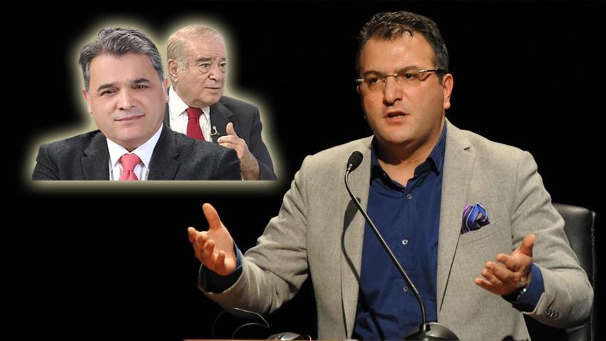 Cem Küçük merak etti! CHP o iki gazeteciye niye dava açmıyor?