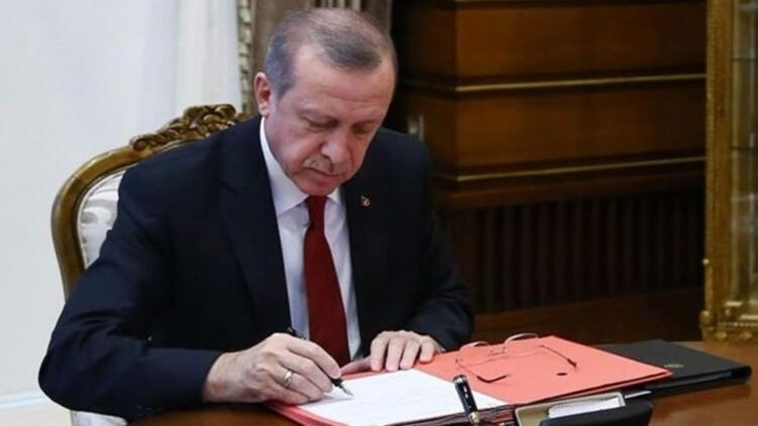 Cumhurbaşkanı Erdoğan imzasıyla yayınlandı! Flaş atama kararı!