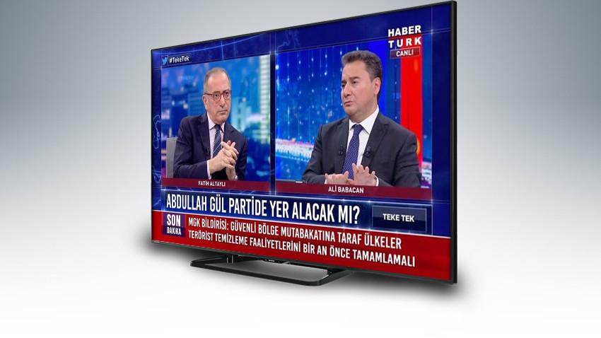 Ali Babacan ilk kez konuştu: Abdullah Gül'e başımıza geçin dedim