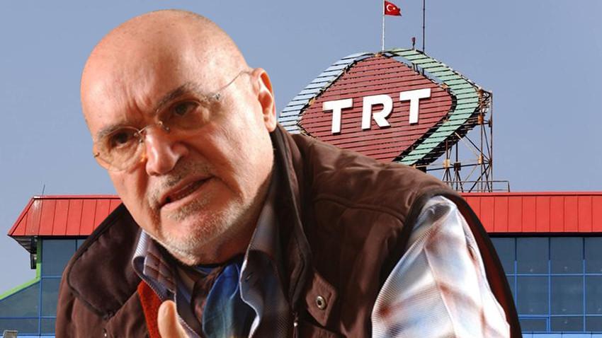 Hıncal Uluç TRT'yi şikayet etti: Görevini yapmıyor Sayın Başkanım!.
