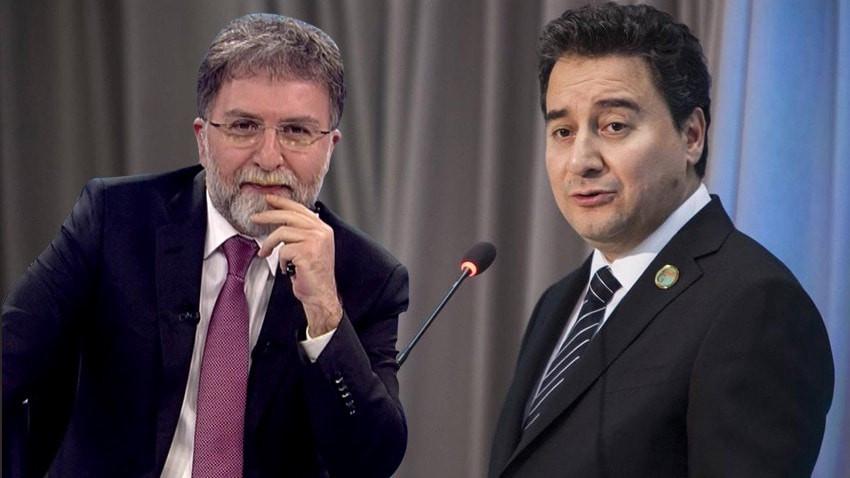 Ahmet Hakan'dan Ali Babacan'a dair 7 saptama!