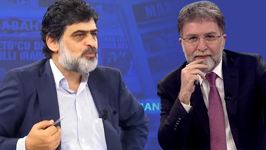 Yeni Akit Yazı İşleri Müdürü'nden Ahmet Hakan'a tepki!
