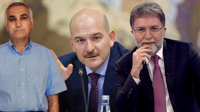 """Ahmet Hakan'dan Süleyman Soylu'ya tepki! """"Açıklama yapmayın"""""""
