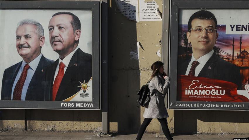 Tayyip Erdoğan mı Ekrem İmamoğlu mu? Metropoll anket sonuçları açıklandı