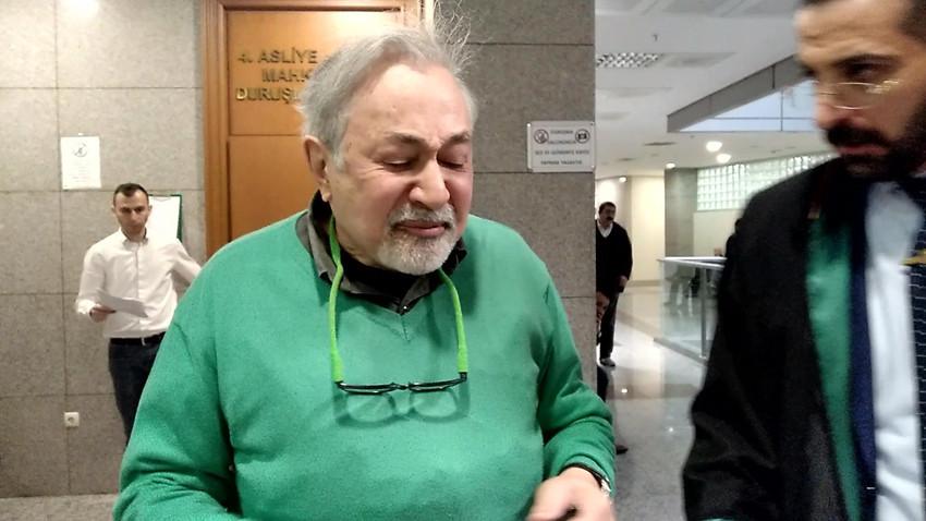 Cem Yılmaz'a dava açmıştı: Orhan Kural'ı ağlatan karar