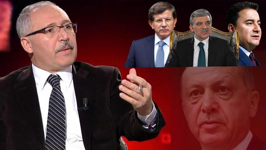 Abdulkadir Selvi, Ali Babacan, Ahmet Davutoğlu ve Abdullah Gül'ü bombaladı