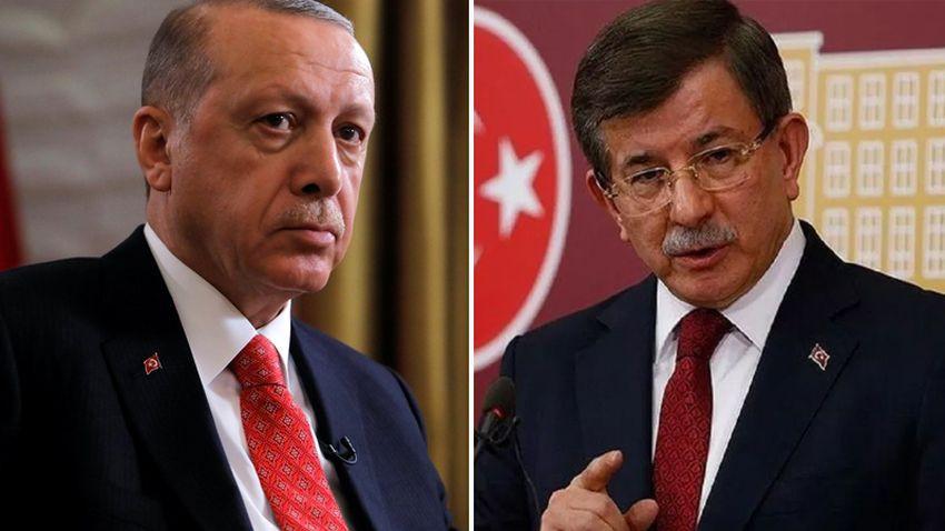 Davutoğlu'ndan Erdoğan'ın suçlamalarına yanıt: Dolandırıcı iftirasıyla...