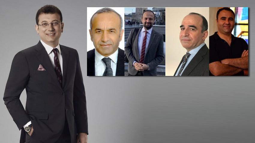 İBB'de gazetecilere yeni görevlendirme! İşte o isimler!