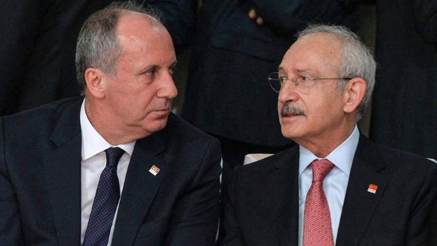 """Kılıçdaroğlu'nun sözleri İnce'yi çileden çıkardı: """"Asıl buna üzüldüm"""""""