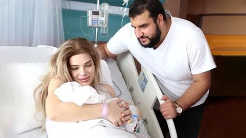 İhanete uğrayan Damla Ersubaşı doğum yaptı! Kocasına yorumu olay oldu