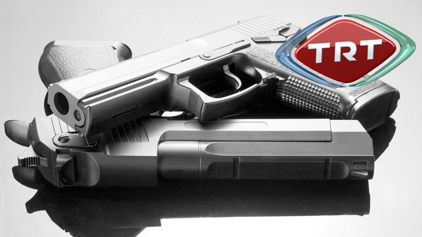 TRT'nin kaybolan 10 silahı kime verildi?