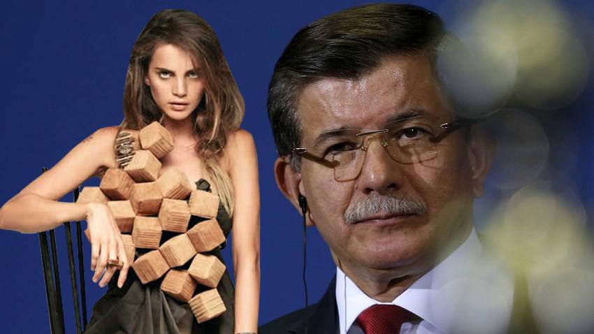 """Tuğçe Kazaz'dan Davutoğlu'na sert sözler! """"Egoist bir hayalperest"""""""