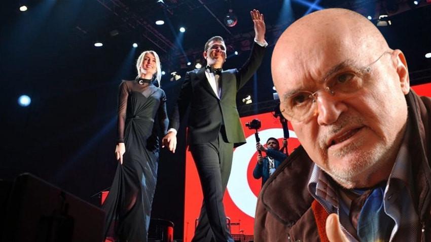 Hıncal Uluç'tan İmamoğlu'na sitem: Not bıraktım, dönmedin