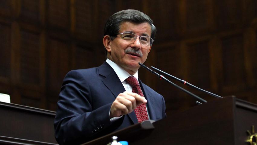 İşte Ahmet Davutoğlu'nun partisinin adı! Kurucuları arasında hangi gazeteciler var?